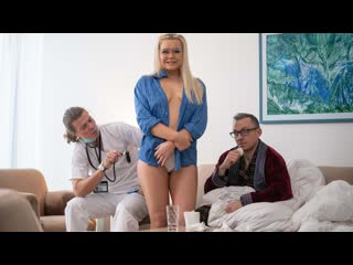 Gina Varney - Getting Nasty with the Nurse