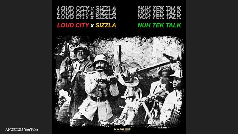 Sizzla Nuh Tek Talk Loud City Music Release 2020