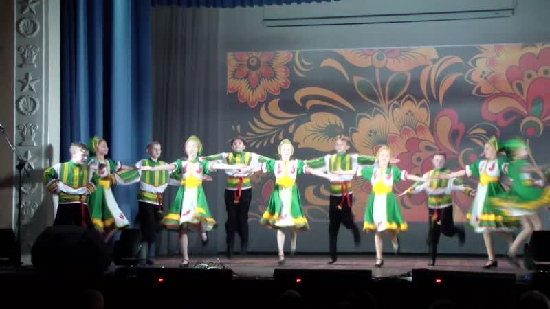 Субботея ансамбль народного танца Метелица