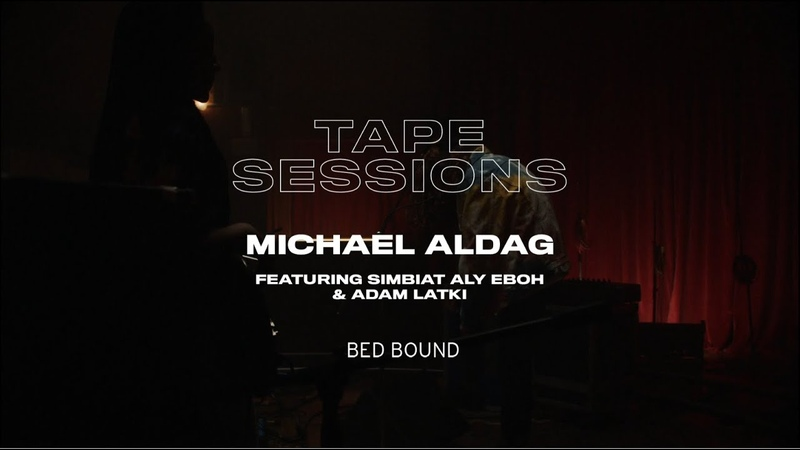 YOUR VOICE YOUR WAY Tape Session with Michael Aldag Adam Lakti and Simbiat Aly Eboh