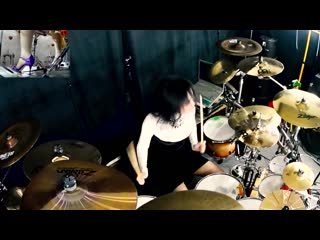 Helloween - Eagle fly free drum cover by Ami Kim (#94)-720p