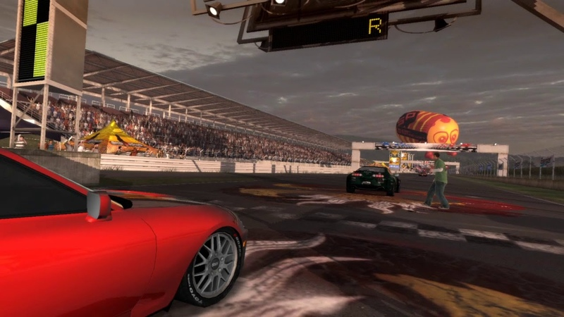 NFS ProStreet Rebalance mod Stage 2 Showdown Super Promotion