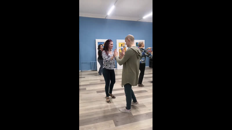 Live Школа танцев CASA LOCA Псков сальса бачата