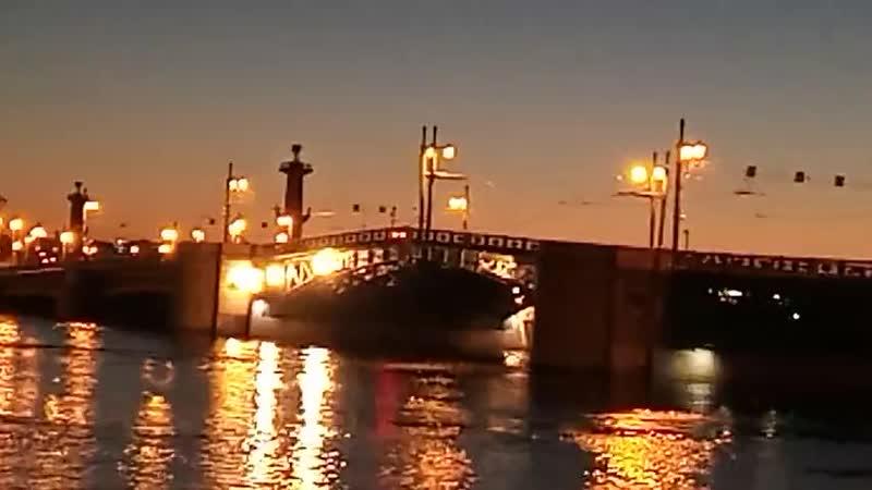 Белые ночи Санкт Петербург