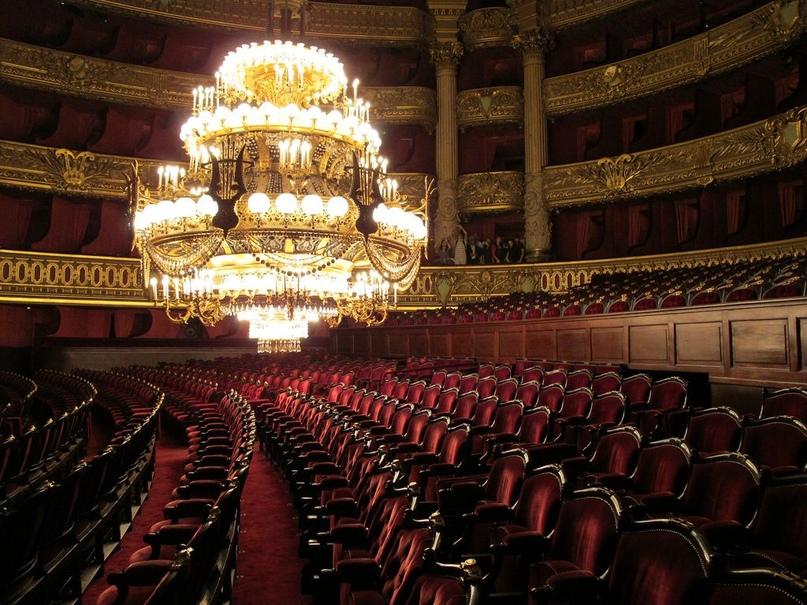 Opéra Garnier – красота со своенравным характером, изображение №8