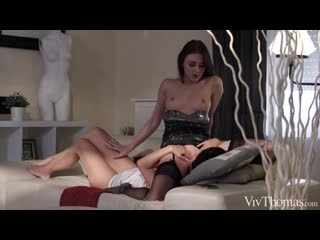 Alya Stark and Vicky Love - Waiting For You [Lesbian]