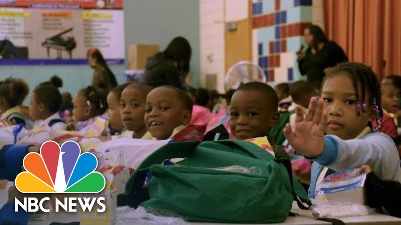 Is There Hope For Detroit Public Schools   NBC Nightly News