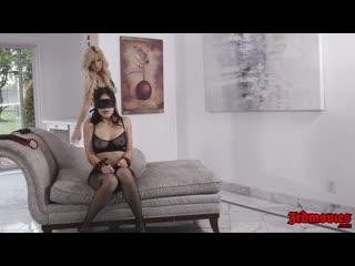 Kendra Spade and Kenzie Reeves - Lesbian BDSM Session [Lesbian, Lingerie]