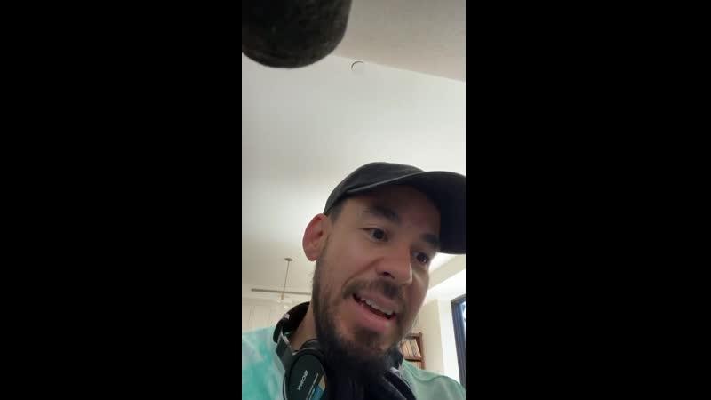 Mike Shinoda instagram story 27 05 2020 2