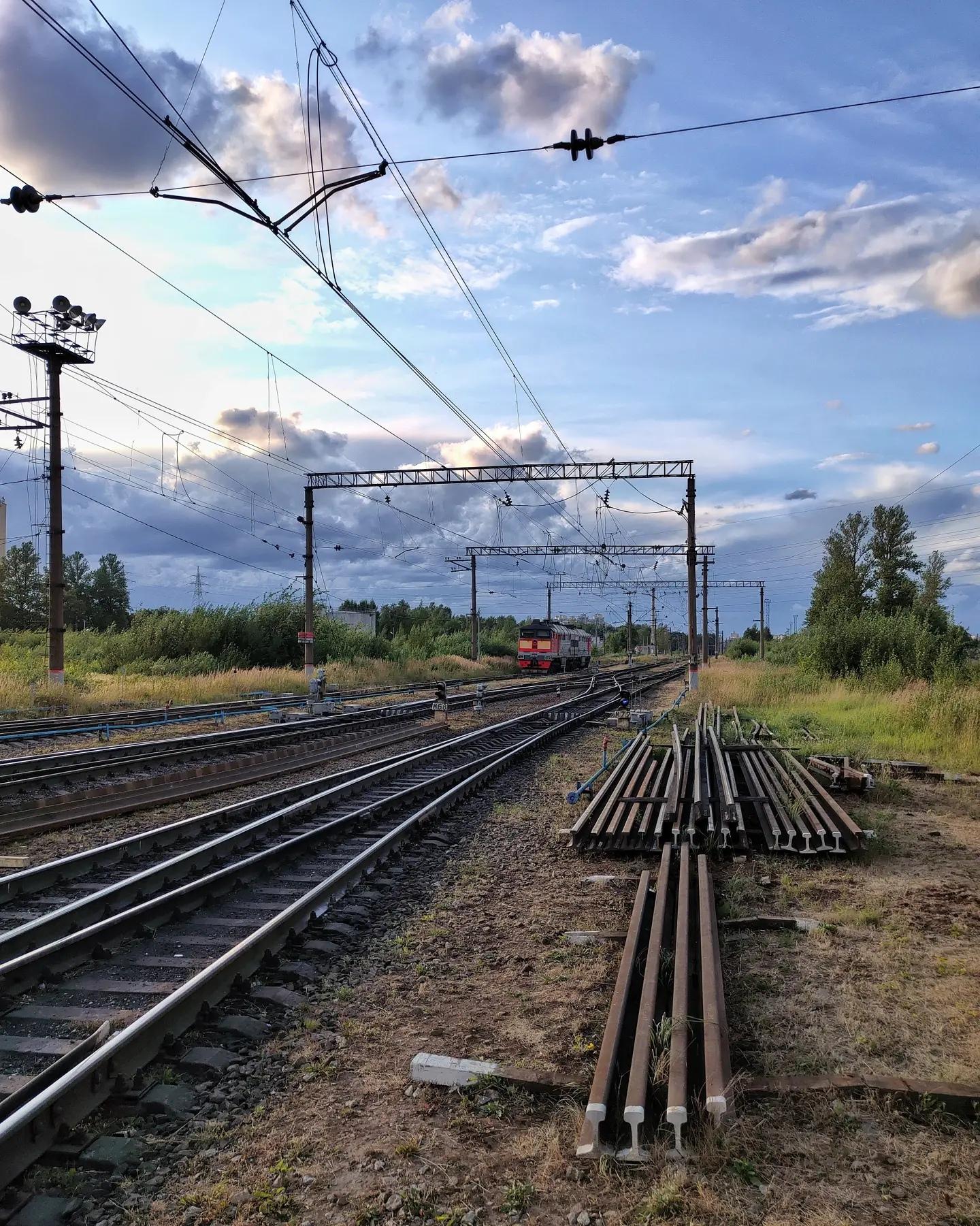 Периферия Петербурга - Фото