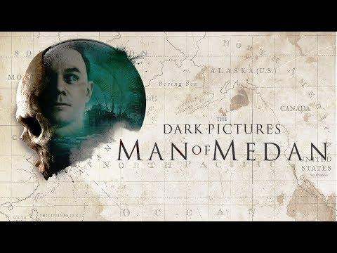 The Dark Pictures Man of Medan ПРОХОЖДЕНИЕ 1