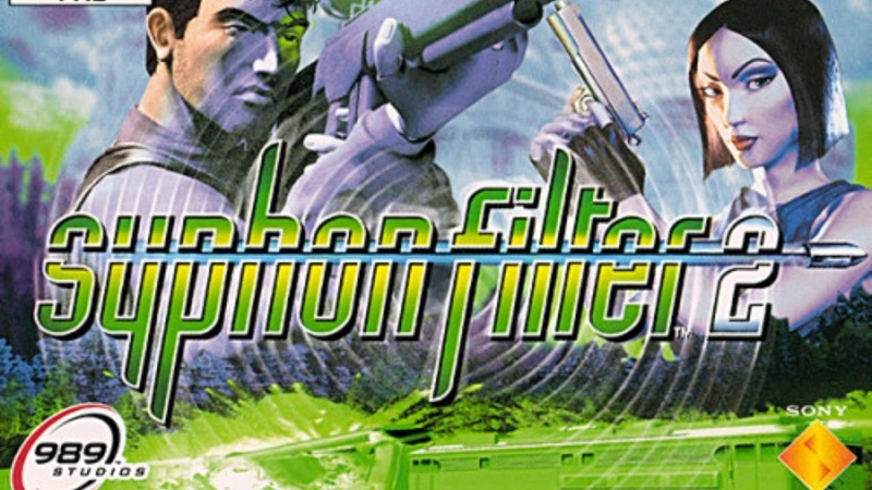 Syphon Filter 2 Demo Separate playable demo Testing