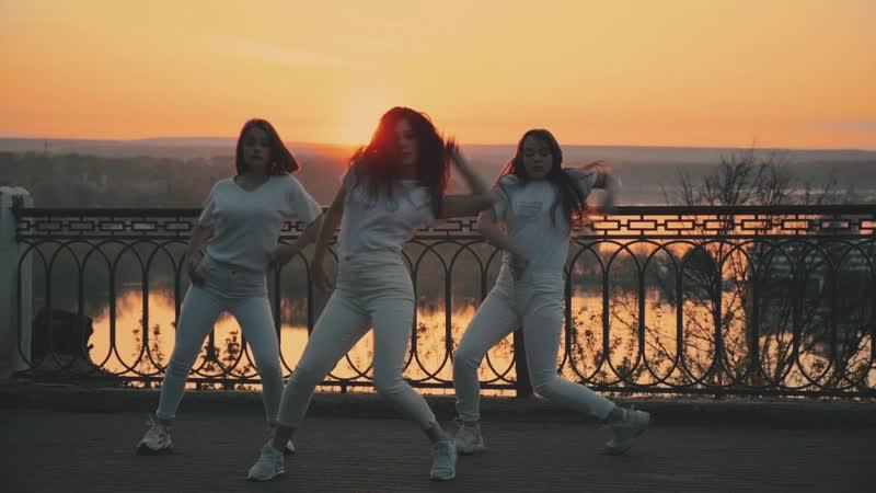 MILLENIUM Киров | Doja Cat - No Police | Choreography by MILENA EVDOKIMOVA | Танцы Киров