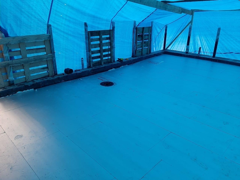 Как за три дня построить плоскую крышу и сколько это стоит, изображение №4