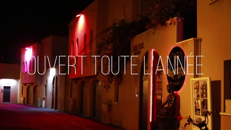 RIAD CAP d'AGDE 🔞 HOTEL LIBERTIN R5 VILLAGE NATURISTE