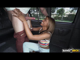 Milu Blaze - Drive By Fucking - All Sex Ebony Teen Reality Pickup Deepthroat Exotic Outdoor Hardcore Cumshot Young Babe
