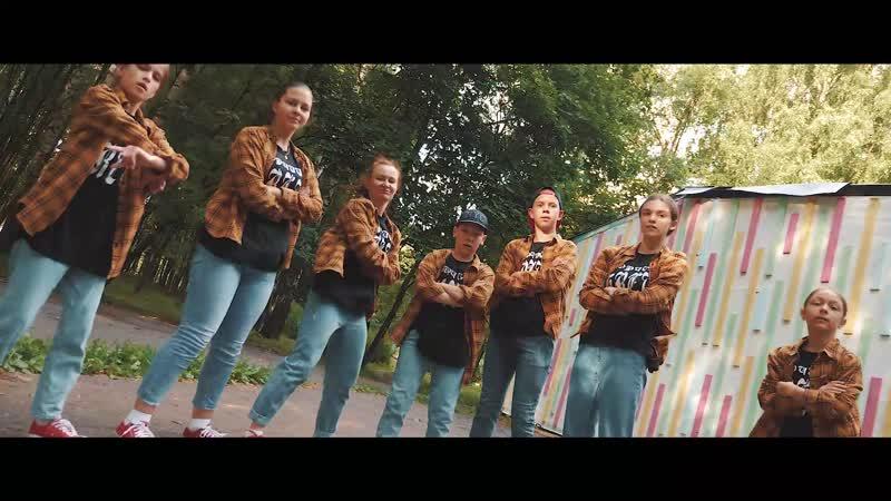Горчица CREW исп Montell Jordan This Is How We Do It Hip Hop Dance choreographer Коряковцева Анна