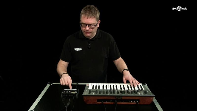 Korg Nu:Tekt NTS-1 Digital Synthesizer Kit Overview | Gear4music