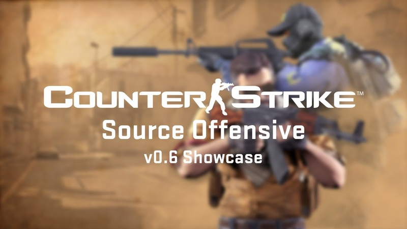 Counter-Strike Source Offensive v0.6 Update Showcase [CSS Mod]