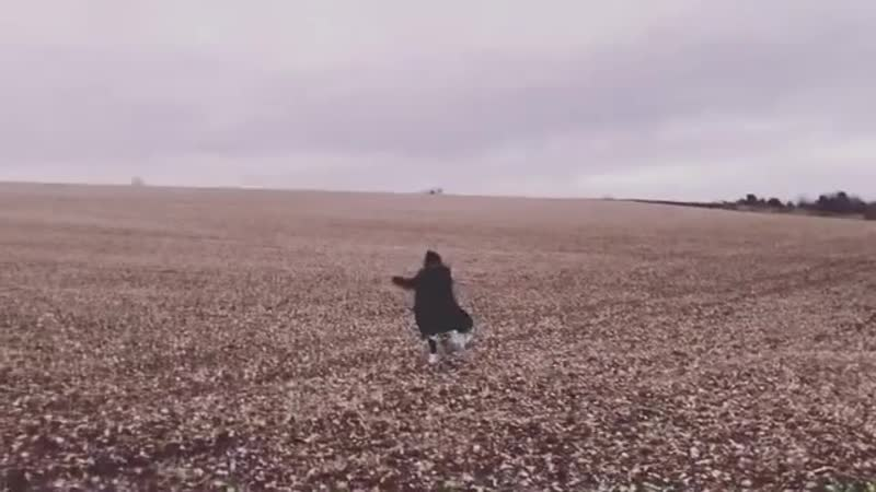 Camila Cabello BRB WILL JUST BE FROLICKING IN A REAL LIFE FIELD