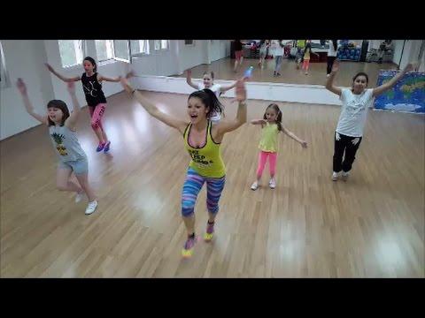 BIP - El Ventilador Zumba Kids Choreography