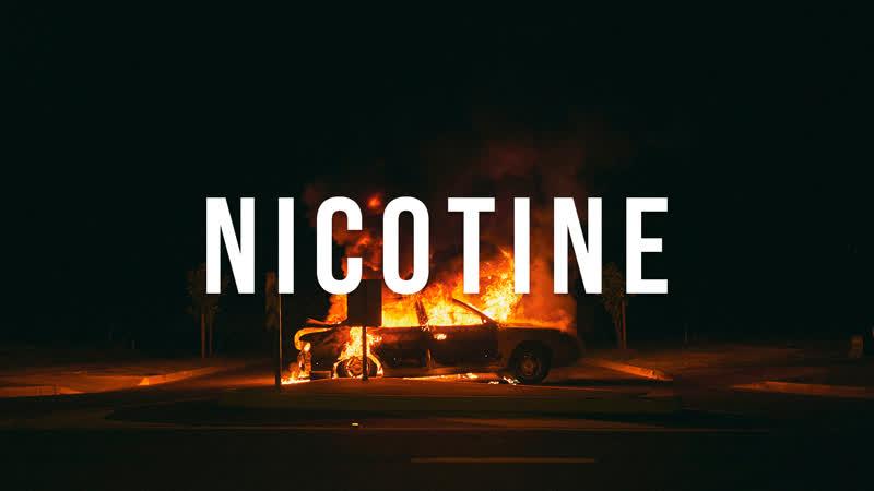 UK Drill x Hard Trap Beat - Nicotine