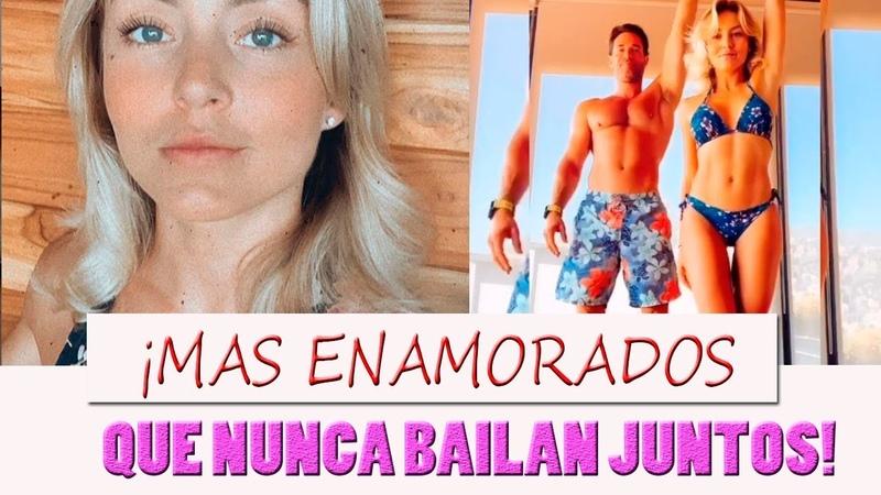 Angelique Boyer y Sebastian Rulli protagonizan sensual baile