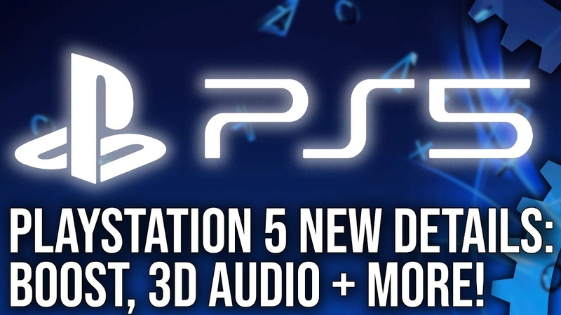 PlayStation 5 New Details From Mark Cerny Boost Mode Tempest Engine Back Compat More