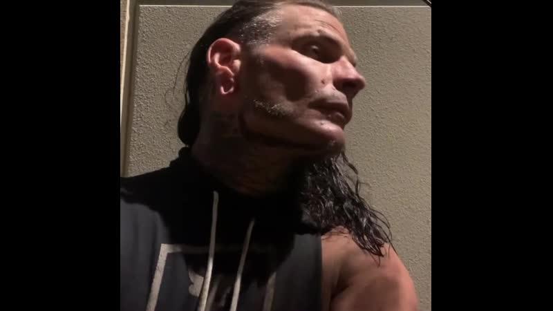 Jeff Hardy Brand ~ ThankYouOrlando,FL.TWTWW! . . ! ((5-29-2020))