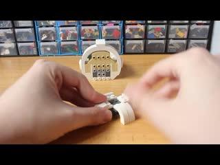 Инструкция Baby Yoda/Малыш Йода из Lego #14 ()