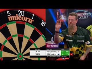 Simon Whitlock vs Michael van Gerwen (PDC World Matchplay 2020 / Round 2)