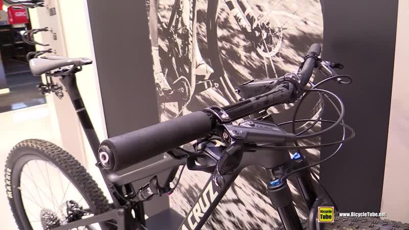 2020 Santa Cruz Blur CC FSA Components Equipped Bike Walkaround 2019 Eurobike