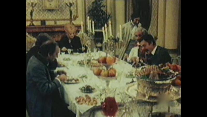 Безымянный замок (Венгрия, 1982) костюмно-исторический, дубляж, советская прокатная копия
