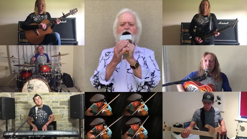 "Merrill Osmond: ""Don't want to miss a thing"