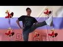 ГЕРМАН ТОММЕРААС танцует русский танец/ Герман ТОММЕРААС говорит по-русски/ эфир 21.05.20