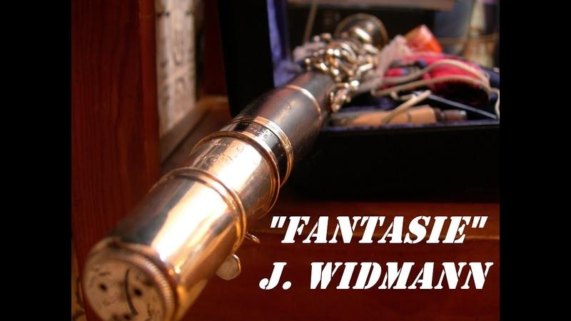 Fantasie - J. Widmann - Luis Miguel Moncayo