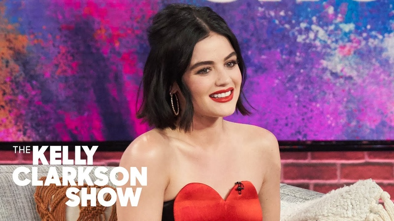 Lucy Hale Credits Kelly Clarkson For Her Career