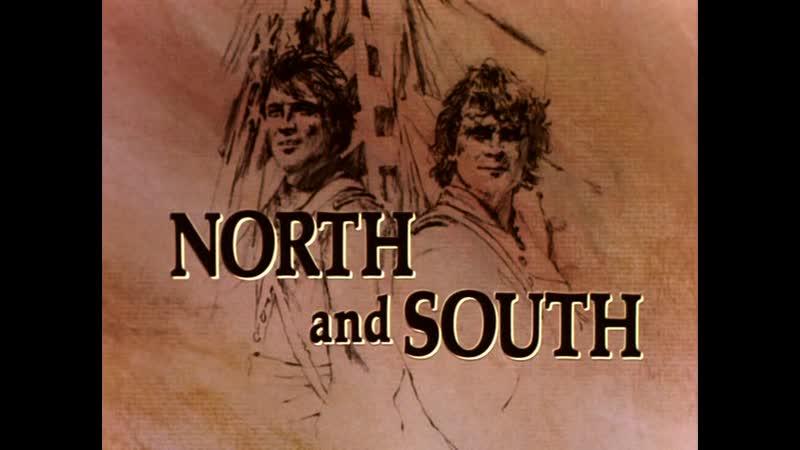 ➡ Север и юг (1985) 1 Сезон, 5-Серия. Перевод Дубляж DVD 480
