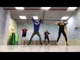 Танцы в HDS