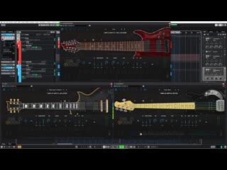 Ample Sound Demo by Develop Device __ AMH III _ AME III _ AMR III