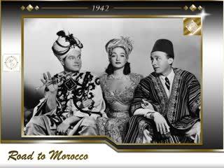 Дорога в Марокко / Road to Morocco (Дэвид Батлер/ David Butler) 1942, США