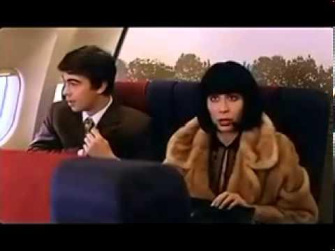 Мальчик, ты не понял. Мы домой летим Водочки нам принеси.Брат-2