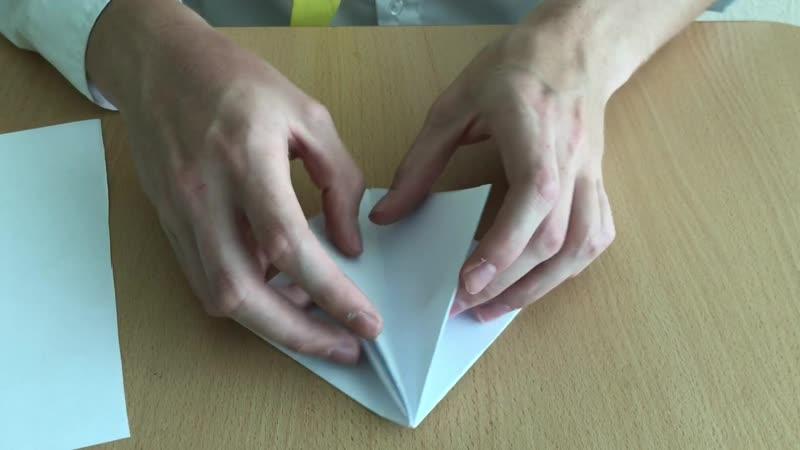 Мастер класс по оригами Легенды оживают Максим Горохов