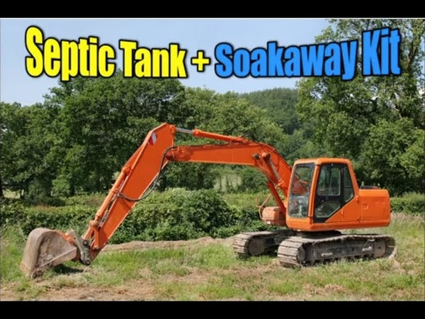 Cost of installing septic tank uk