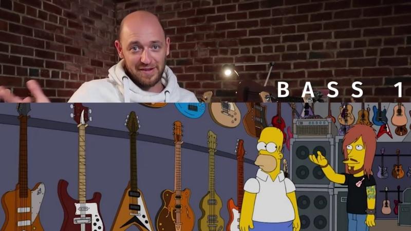 Сравнение Jazz Bass за 500 и 3500 дол Сможешь ли ты услышать разницу Бас гитара урок