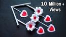 Paper Flower Wall Hanging | Easy Wall Decor Ideas |Newspaper Craft|Paper Craft Easy |Kalakar Supriya