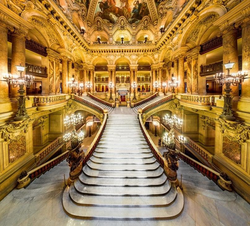 Opéra Garnier – красота со своенравным характером, изображение №6