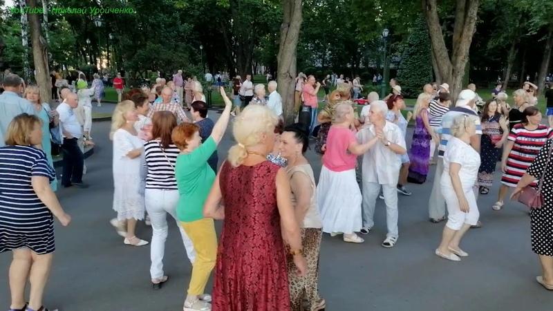 Букет из белых роз Танцы в саду Шевченко 2020 Kharkiv Харьков