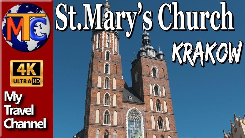 St Mary's Church Krakow