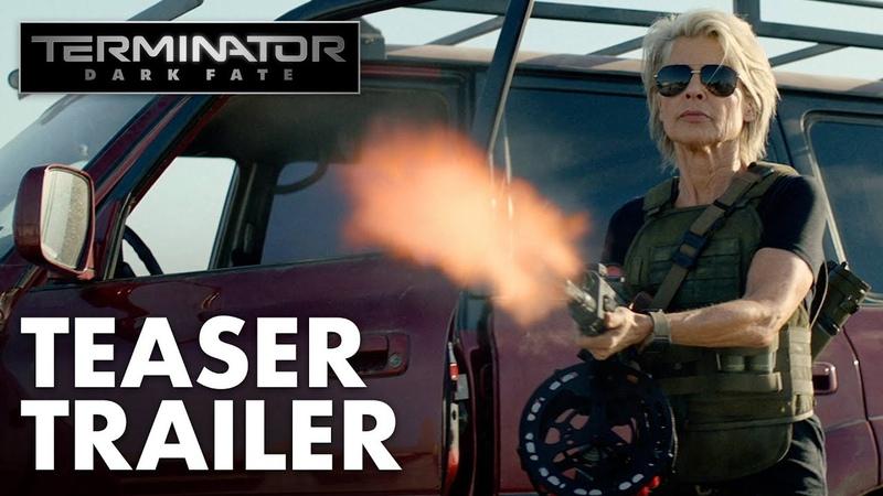 Terminator: Dark Fate (Trailer) / Терминатор: Темные судьбы (трейлер)